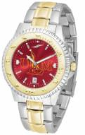 Louisiana-Monroe Warhawks Competitor Two-Tone AnoChrome Men's Watch