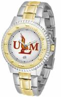 Louisiana-Monroe Warhawks Competitor Two-Tone Men's Watch