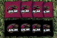 Louisiana-Monroe Warhawks Cornhole Bag Set
