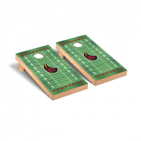 Louisiana-Monroe Warhawks Football Field Cornhole Game Set