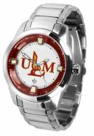 Louisiana-Monroe Warhawks Titan Steel Men's Watch