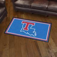 Louisiana Tech Bulldogs 3' x 5' Area Rug