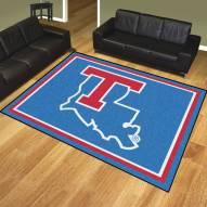 Louisiana Tech Bulldogs 8' x 10' Area Rug