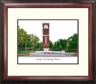 Louisiana Tech Bulldogs Alumnus Framed Lithograph