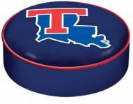 Louisiana Tech Bulldogs Bar Stool Seat Cover