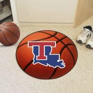 Louisiana Tech Bulldogs Basketball Mat