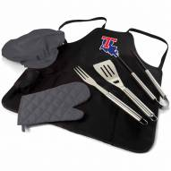 Louisiana Tech Bulldogs BBQ Apron Tote Set