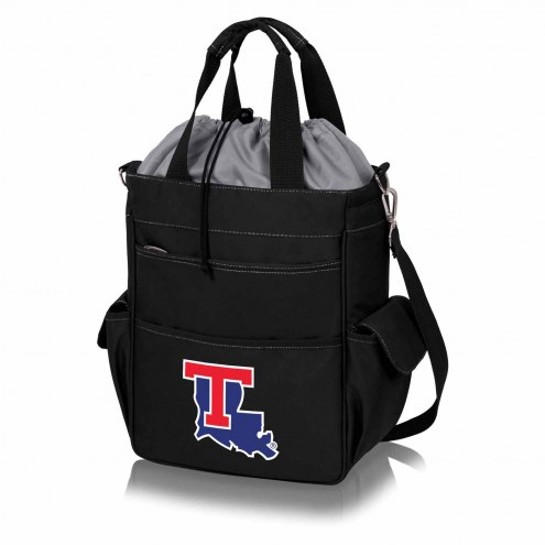 Louisiana Tech Bulldogs Black Activo Cooler Tote