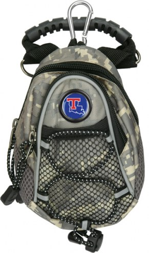 Louisiana Tech Bulldogs Camo Mini Day Pack