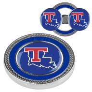 Louisiana Tech Bulldogs Challenge Coin with 2 Ball Markers