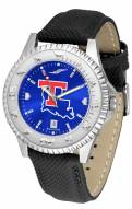 Louisiana Tech Bulldogs Competitor AnoChrome Men's Watch