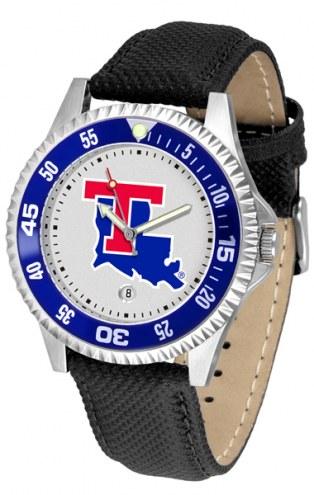Louisiana Tech Bulldogs Competitor Men's Watch
