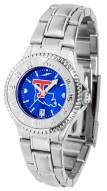 Louisiana Tech Bulldogs Competitor Steel AnoChrome Women's Watch