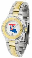 Louisiana Tech Bulldogs Competitor Two-Tone Women's Watch