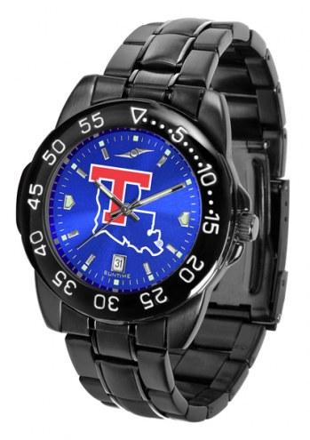 Louisiana Tech Bulldogs Fantom Sport AnoChrome Men's Watch