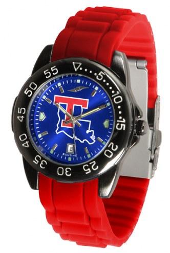 Louisiana Tech Bulldogs Fantom Sport Silicone Men's Watch