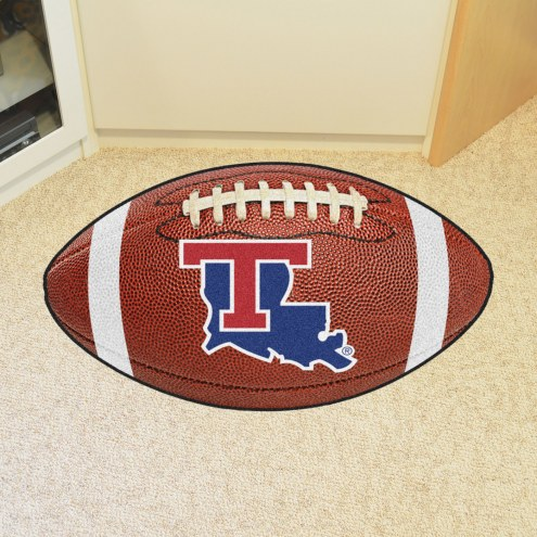 Louisiana Tech Bulldogs Football Floor Mat