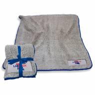 Louisiana Tech Bulldogs Frosty Fleece Blanket
