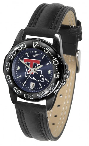 Louisiana Tech Bulldogs Ladies Fantom Bandit AnoChrome Watch
