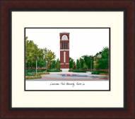 Louisiana Tech Bulldogs Legacy Alumnus Framed Lithograph