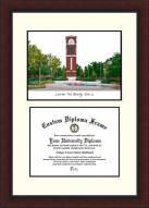 Louisiana Tech Bulldogs Legacy Scholar Diploma Frame