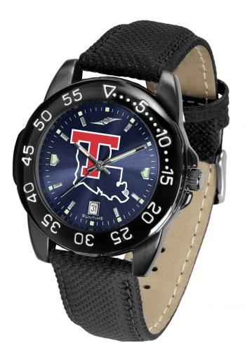 Louisiana Tech Bulldogs Men's Fantom Bandit AnoChrome Watch