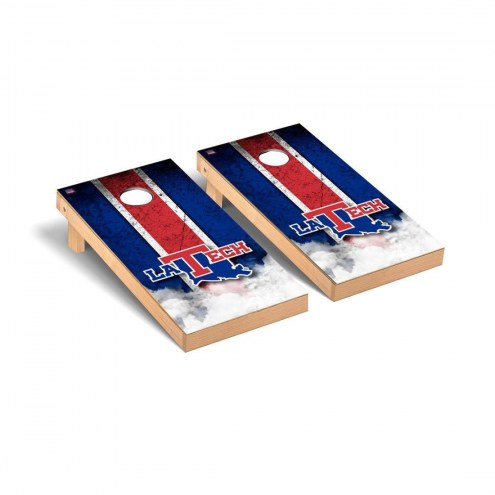 Louisiana Tech Bulldogs Mini Cornhole Set