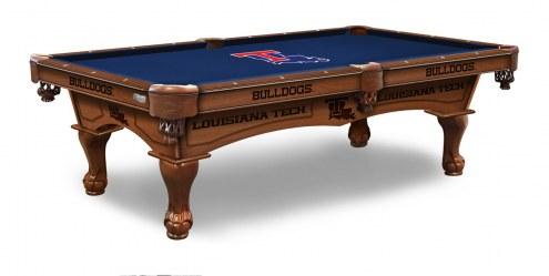 Louisiana Tech Bulldogs Pool Table