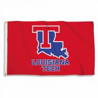 Louisiana Tech Bulldogs Red 3' x 5' Flag