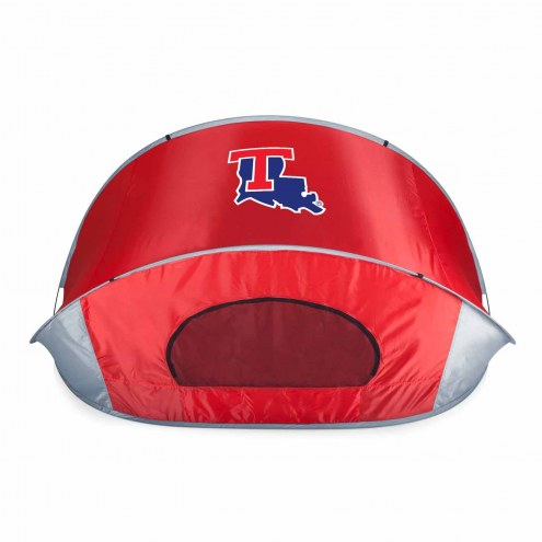 Louisiana Tech Bulldogs Red Manta Sun Shelter