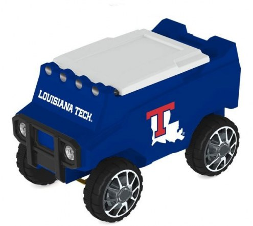 Louisiana Tech Bulldogs Remote Control Rover Cooler