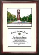 Louisiana Tech Bulldogs Scholar Diploma Frame