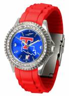 Louisiana Tech Bulldogs Sparkle Women's Watch