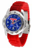 Louisiana Tech Bulldogs Sport Silicone Men's Watch