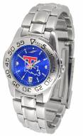 Louisiana Tech Bulldogs Sport Steel AnoChrome Women's Watch