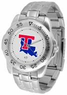 Louisiana Tech Bulldogs Sport Steel Men's Watch