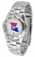 Louisiana Tech Bulldogs Sport Steel Women's Watch