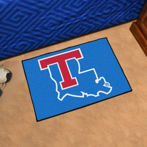 Louisiana Tech Bulldogs Starter Rug