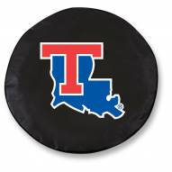 Louisiana Tech Bulldogs Tire Cover