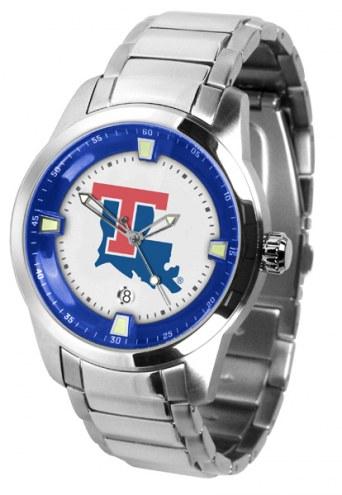 Louisiana Tech Bulldogs Titan Steel Men's Watch