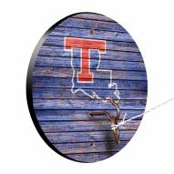 Louisiana Tech Bulldogs Weathered Design Hook & Ring Game