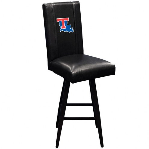 Louisiana Tech Bulldogs XZipit Swivel Bar Stool 2000