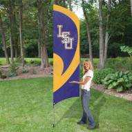 Louisiana Tigers NCAA Tall Team Flag