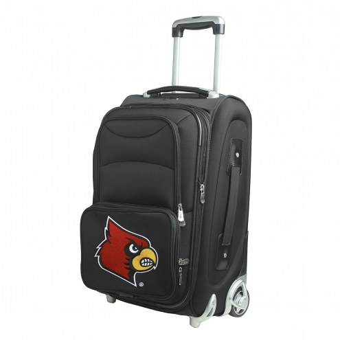 """Louisville Cardinals 21"""" Carry-On Luggage"""