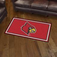 Louisville Cardinals 3' x 5' Area Rug