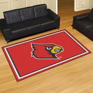 Louisville Cardinals 5' x 8' Area Rug