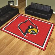 Louisville Cardinals 8' x 10' Area Rug