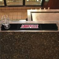Louisville Cardinals Bar Mat