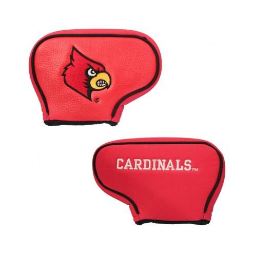Louisville Cardinals Blade Putter Headcover