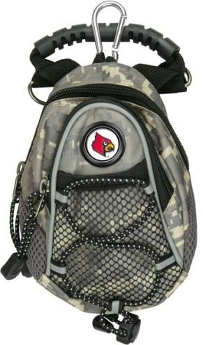 Louisville Cardinals Camo Mini Day Pack